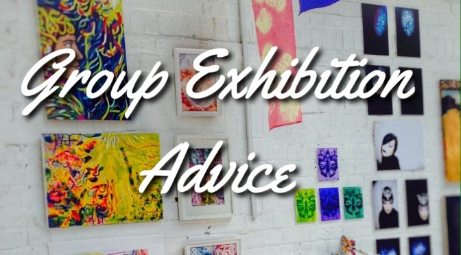 Group Art Exhibition Tips