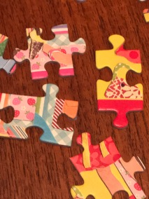 Jigsaw Pieces - Copyright Kim