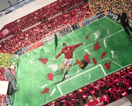 Manchester United Football Fan Commission - Copyright Kim