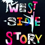 West Side Story Broadway Production Poster
