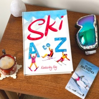 Ski A-Z Cover Design
